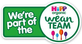 HiPP Organic #WeanTeam