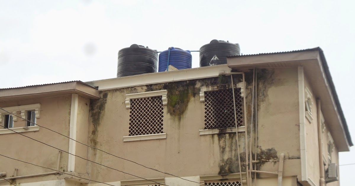 Amazing viewpoints building a water tank tower or putting How to modernise your house