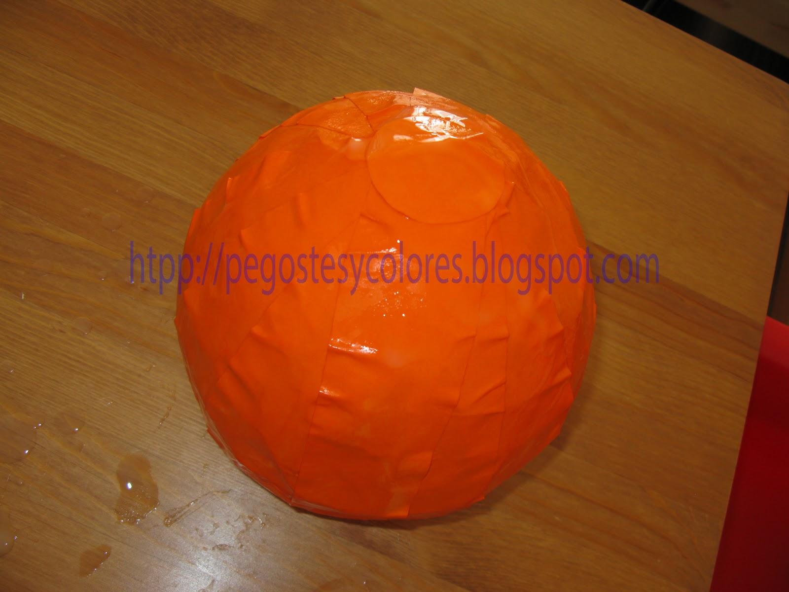 Pegostes y colores octubre 2011 - Como hacer color naranja ...
