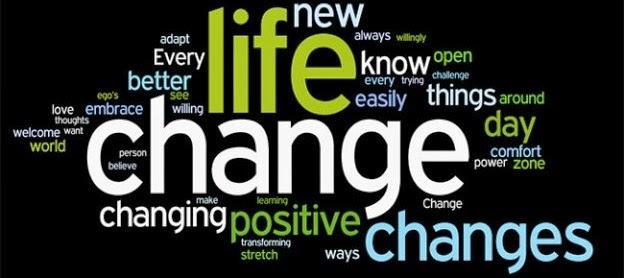 Nowy Rok - czas zmian
