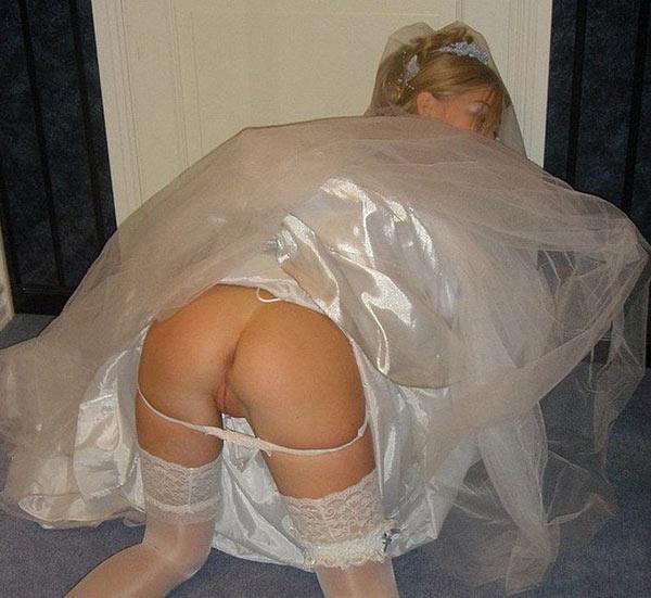 horny bridesmaids
