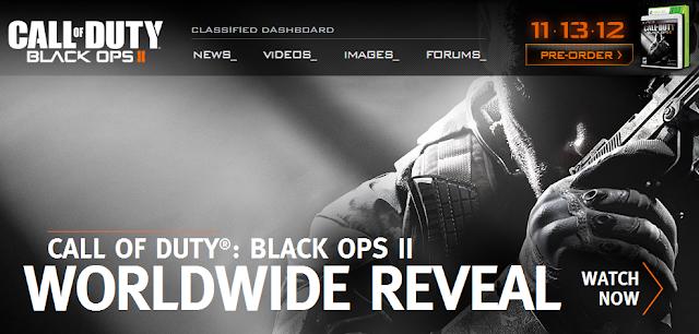 Lanzado el primer tráiler de Call of Duty: Black Ops 2