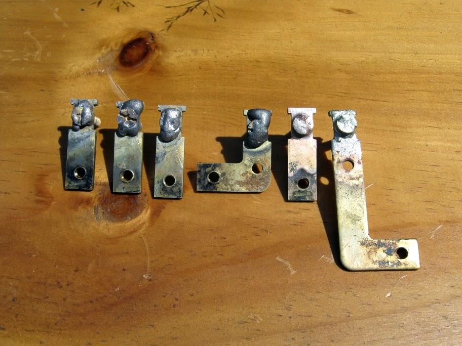 Soldered Brass