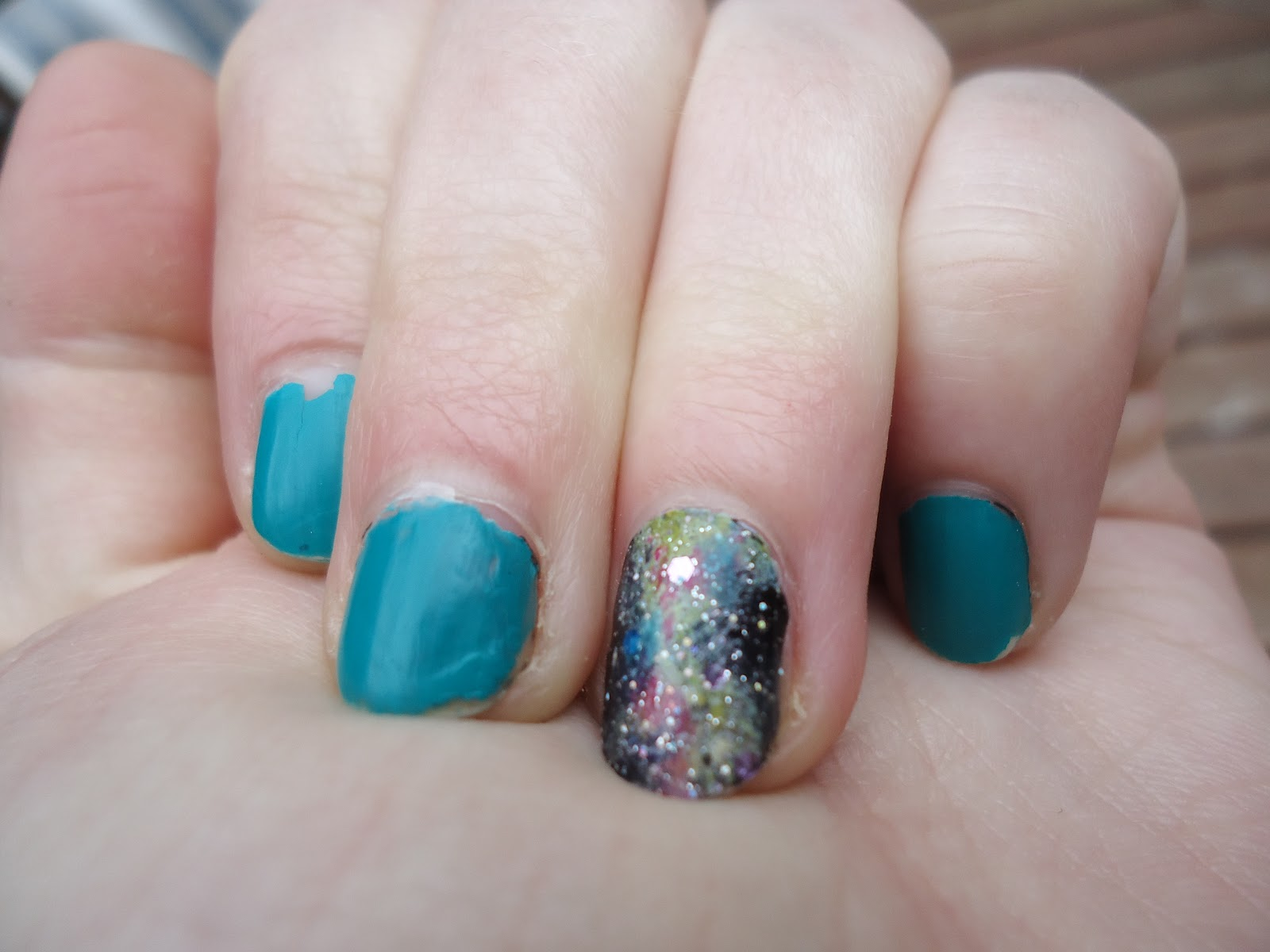 Nails that light up