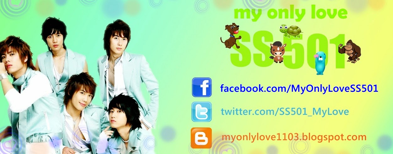 my only love SS501