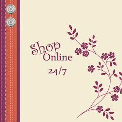 Shop Online 24 Hours A Day!