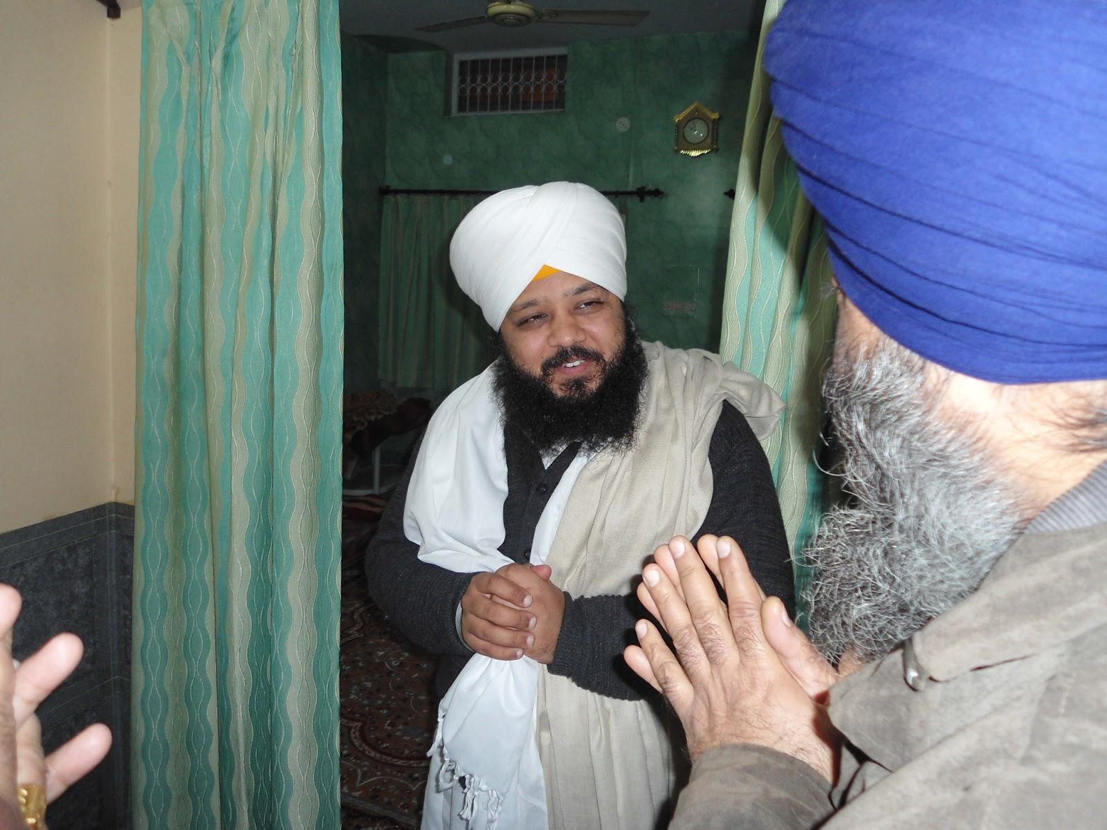 Bhai Amandeep Singh ji