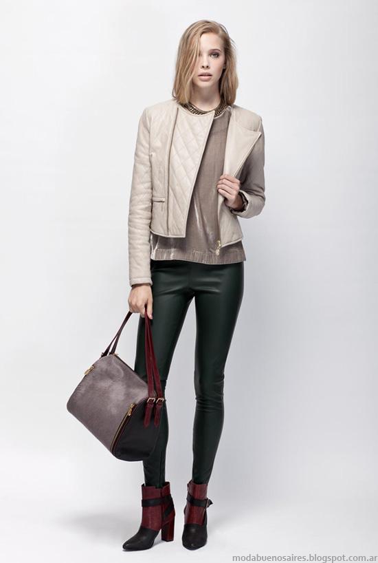 Chaquetas invierno 2013 moda Prune mujer.
