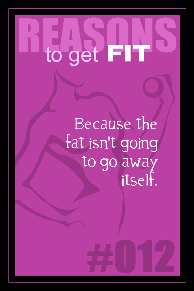 365 Reasons to Get Fit #012