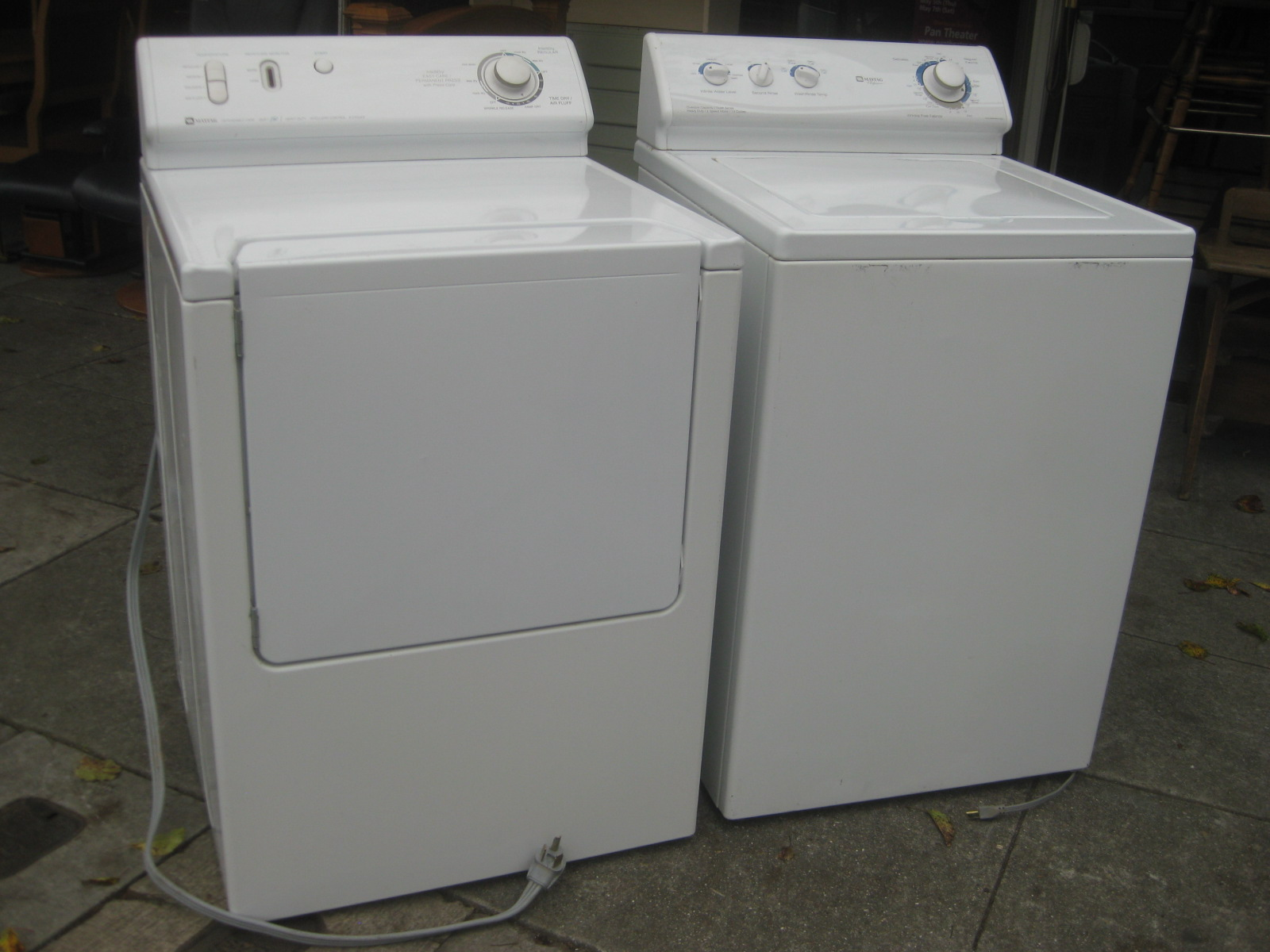Maytag Washer And Dryer Sale