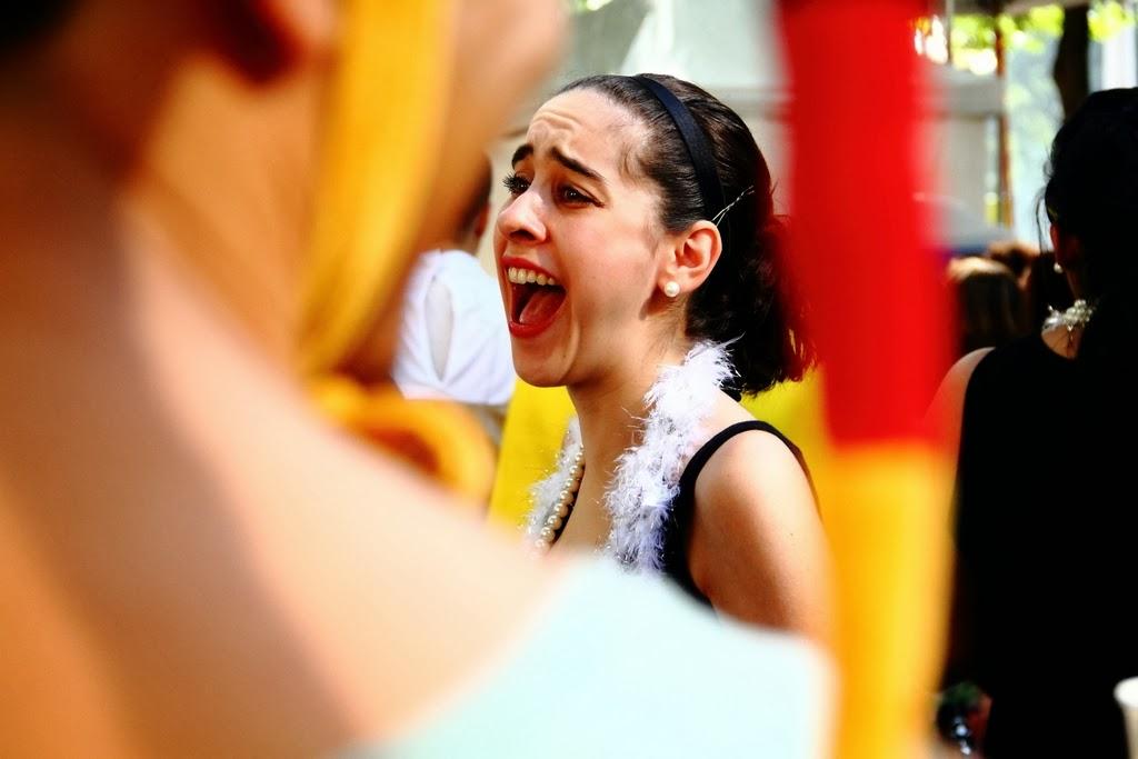 É carnaval! (II), by Guillermo Aldaya / PhotoConversa