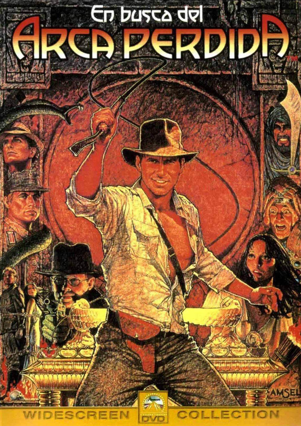 En busca del arca perdida (1981)