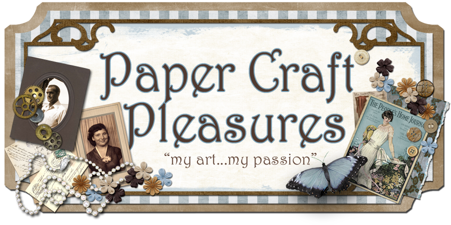 Papercraft Pleasures (my personal blog)