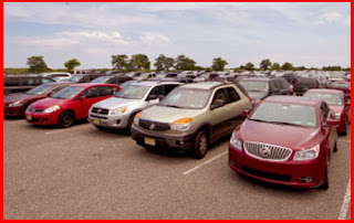 Tips Cara Parkir Mobil Paling Gampang