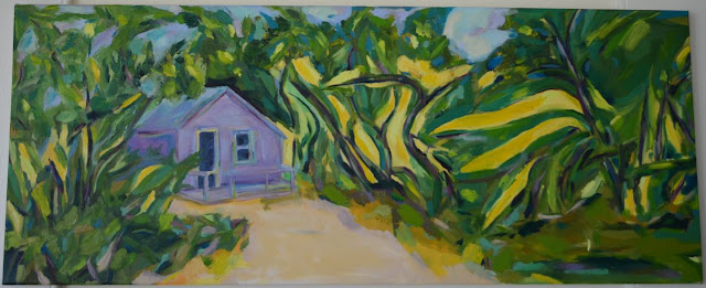 Flower Hill Farm Painting Gallery