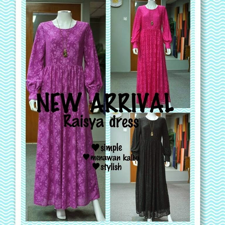 RAISYA DRESS | RM99WM/ RM105 EM