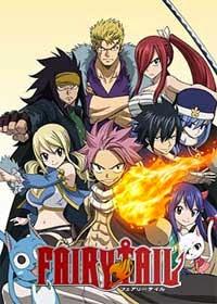 Ver online Fairy Tail Anime Sub Español