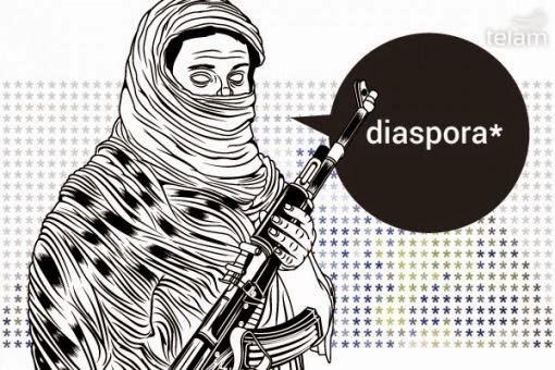 EI diaspora
