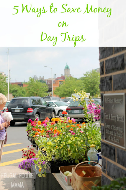 5 Ways to Save Money on Day Trips- get out and about and explore without breaking your travel budget! #BritaOnTheGo #Pmedia #ad
