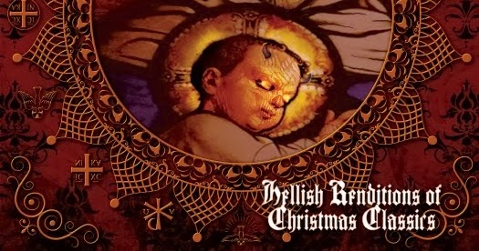 metal bandcamp jj hrubovcak death metal christmas - Death Metal Christmas