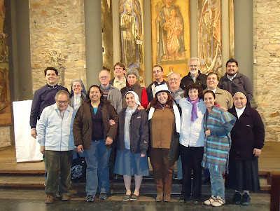 Diretores das POM do Cone Sul se encontram no Uruguai