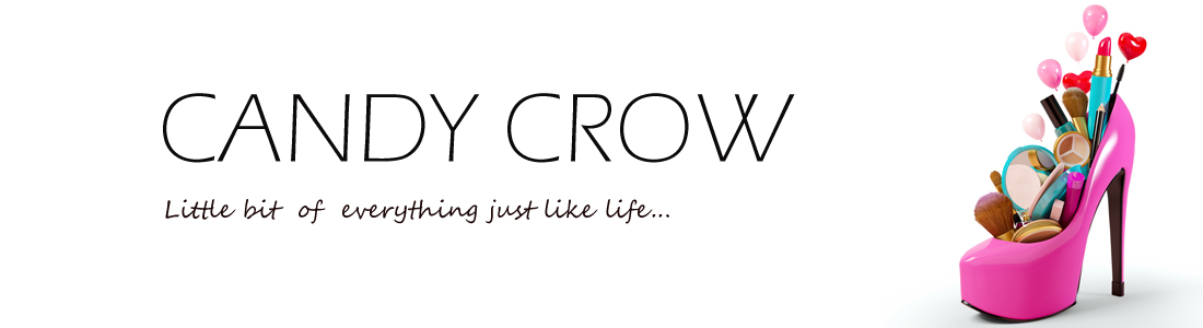 Candy Crow - Indian Beauty, Fashion and Lifestyle Website