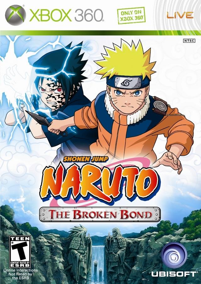 Coleo Naruto Xbox 360 Blogger