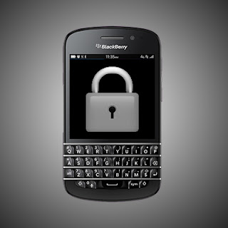 Security BlackBerry 10