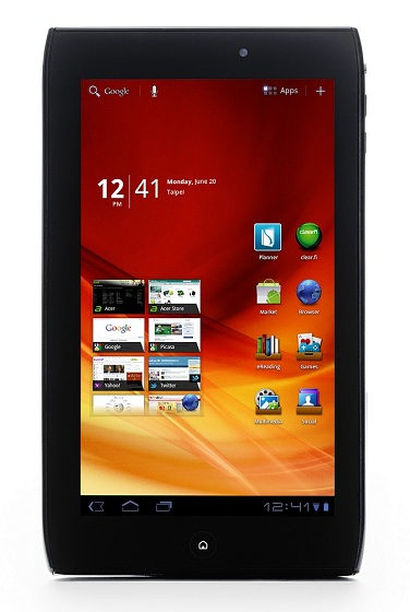 Tablet Android Honeycomb Acer Iconia A100