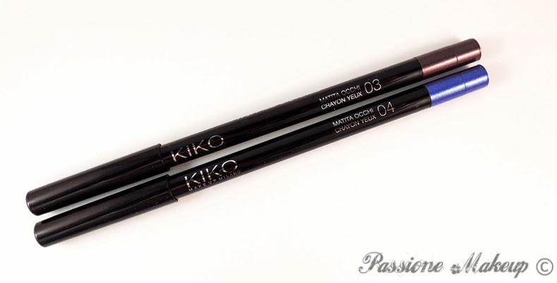 Kiko Twinkle Eye Pencil