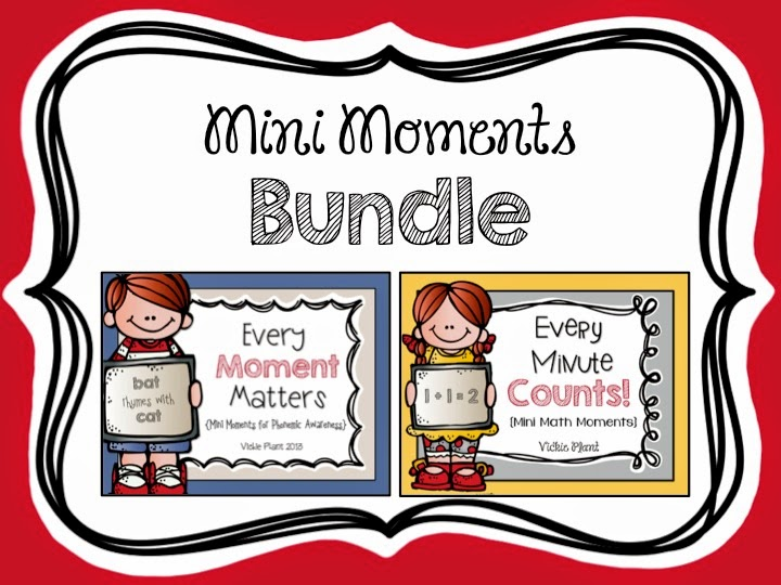 http://www.teacherspayteachers.com/Product/Mini-Moments-Bundle-810046