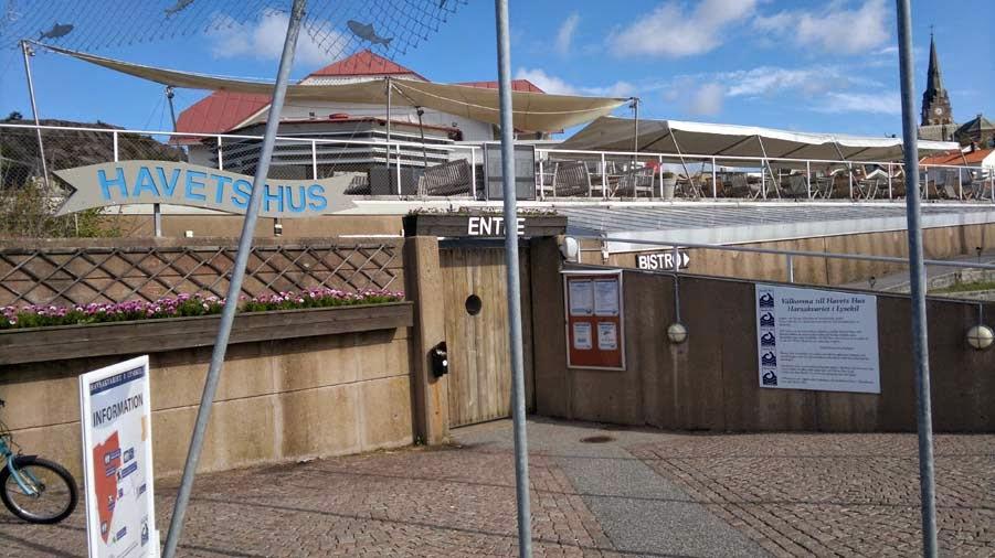 Lysekil: Restaurant, Havets hus