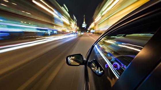 превышение средней скорости