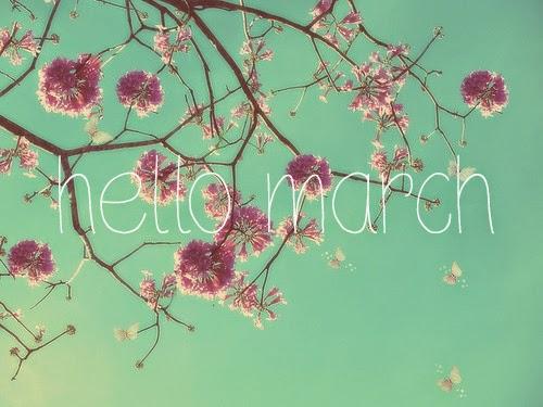 Nowy miesiąc, pierwszy marca i święto...