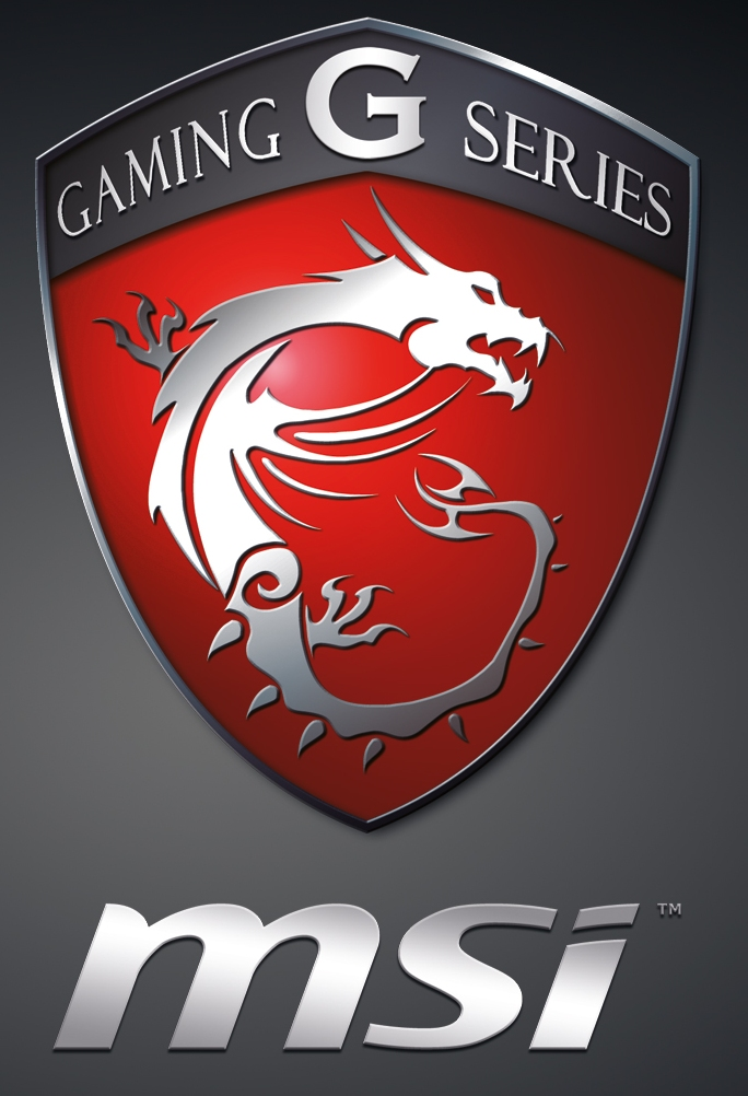 The unfused journal a new star on the gaming horizon msi goes gaming - Msi logo wallpaper ...