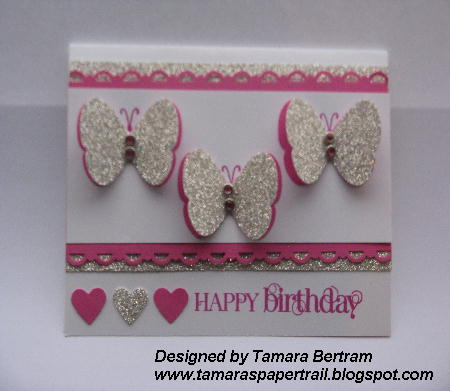 Tamaras Paper Trail Butterfly Birthday