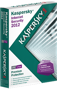 Kaspersky Internet Security 2012 free download