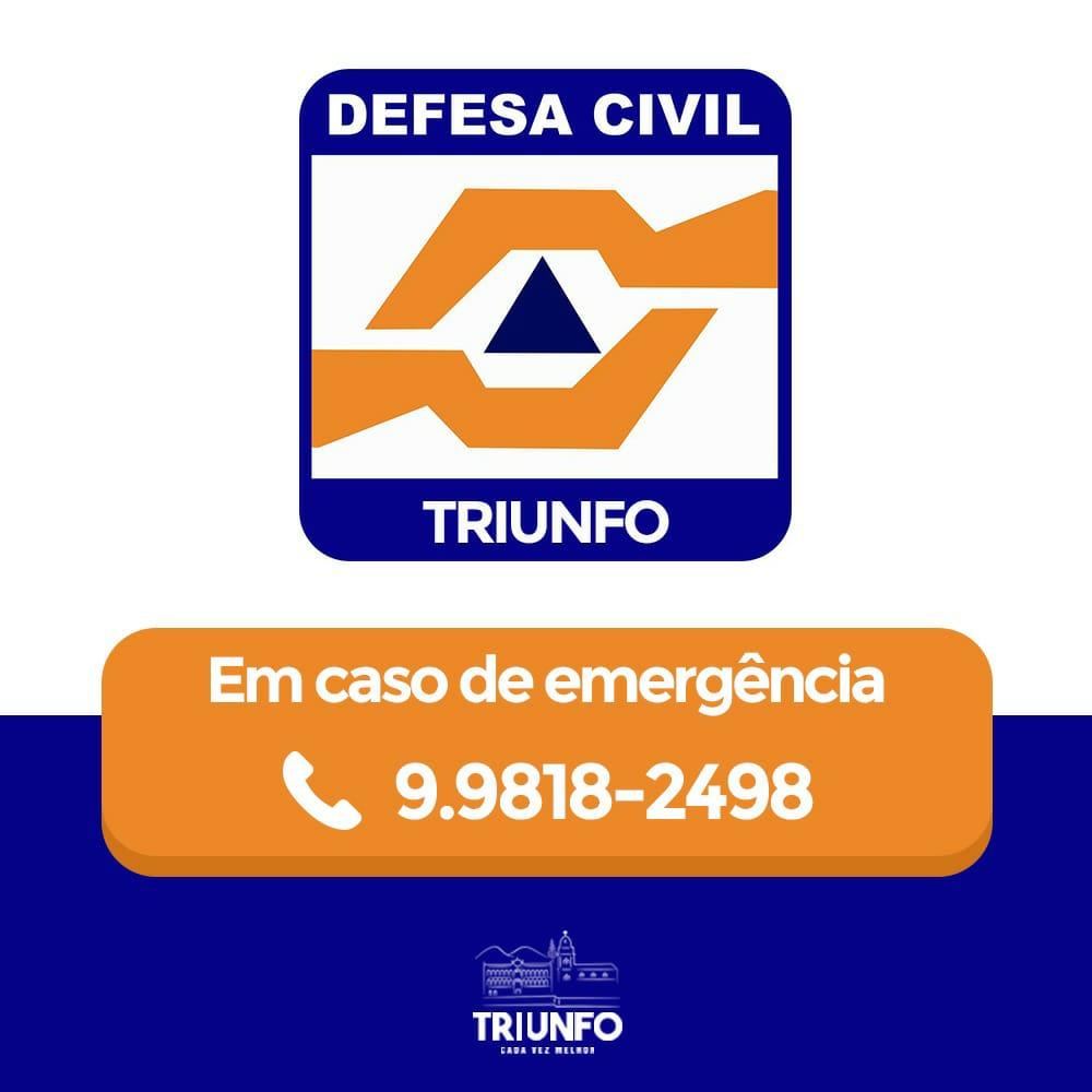 Defesa Civil de Triunfo