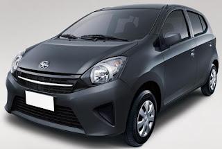 Sales Toyota Agya Semarang