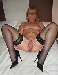 Real wet pussy over 50