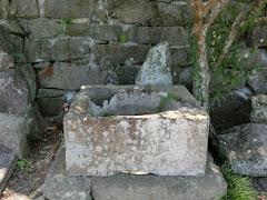 北条政子産湯の井戸
