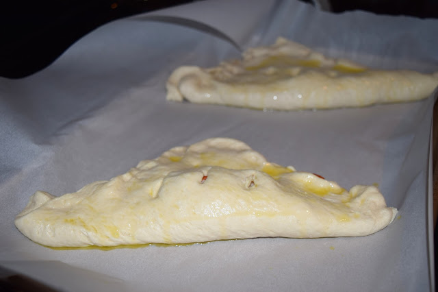 calzone, cooking for one