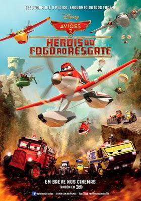Aviões: Heróis do Fogo ao Resgate