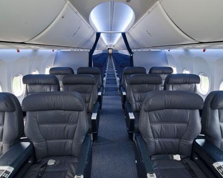 Aerolinea Rosario Copa Airlines Recibe Avi 243 N 737 Con