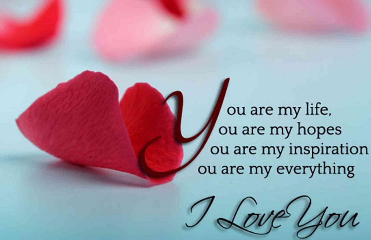 Valentines Quotes For Her Valentines Day Quotes For Hermessages For Him  Happy Valentines