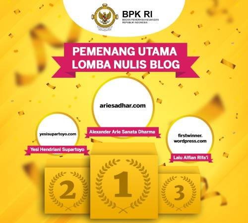 2nd Winner BPK RI