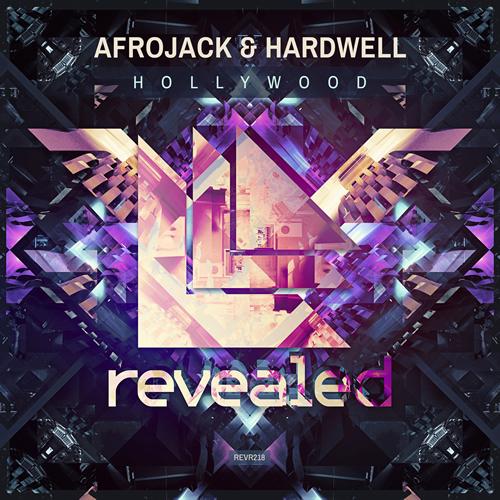 Afrojack & Hardwell - Hollywood - Single