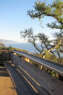 Nepenthe in Big Sur
