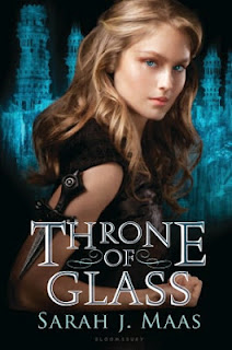 Throne of Glass by Sarah J. Maas Review