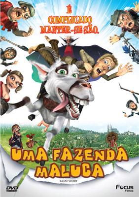 Filme Poster Uma Fazenda Maluca DVDRip XviD & RMVB Dublado